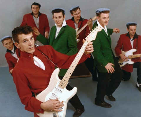 Gene Vincent & Blue Caps