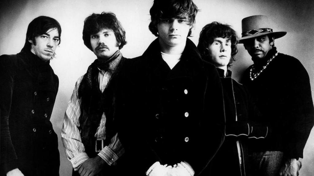 Boz, a la izquierda, en la Steve Miller Band